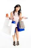 gotówkowego kredyta nie Fotografia Stock