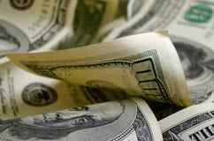 Gotówkowi USA dolary Obrazy Royalty Free