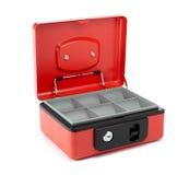 Gotówkowy pudełko Fotografia Stock