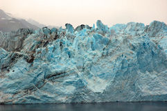 Got Ice?. Harvard Glacier in the College Fjord, Alaska Stock Photography