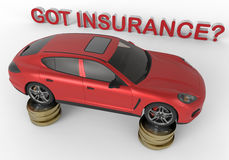 Got Insurance? Royalty Free Stock Image