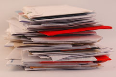 got mail ve you Стоковое фото RF