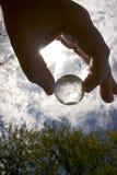 Gota da esfera Imagem de Stock Royalty Free