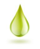 Gota da gasolina Imagens de Stock