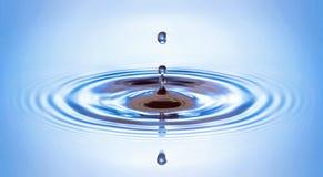 Gota da água Fotografia de Stock Royalty Free