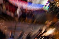 Gota da velocidade do parque temático Fotos de Stock