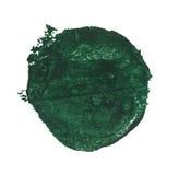 Gota de la acuarela Imagen de archivo libre de regalías