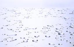 Gota del agua imagenes de archivo