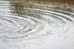 Gota del agua fotos de archivo