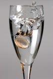 A gota do euro Imagem de Stock Royalty Free