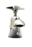 Gota do Faucet Imagem de Stock