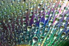 Gotas Imagens de Stock