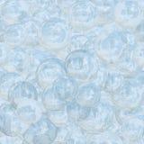 Gotas abstractas del hielo Foto de archivo libre de regalías