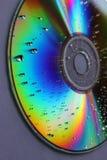 Gotas Cd Imagem de Stock