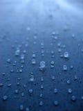 Gotas concretas del agua Imagen de archivo libre de regalías
