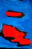 Gotas da arte abstrata Imagens de Stock