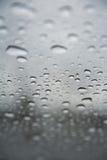 Gotas da chuva Imagens de Stock Royalty Free