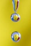 Gotas da limpeza Fotografia de Stock Royalty Free