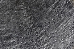 Gotas da superfície impermeabilizante em preto & em branco Fotos de Stock Royalty Free