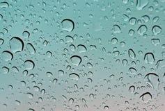 Gotas de água Imagem de Stock Royalty Free