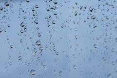 Gotas de agua 05 Foto de archivo libre de regalías