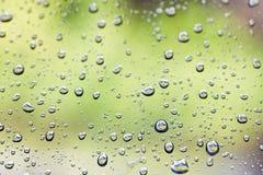 Gotas de agua Fotos de archivo libres de regalías