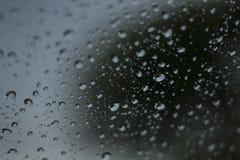 Gotas de la lluvia Imagen de archivo libre de regalías