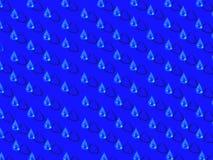 Gotas de lluvia Imagen de archivo libre de regalías