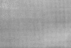 Gotas de plata micro con aire Fotos de archivo libres de regalías