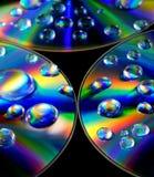 Gotas del agua fotografía de archivo libre de regalías