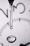 Gotas del tiempo Imagen de archivo libre de regalías