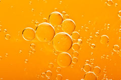 Gotas do petróleo Imagens de Stock Royalty Free