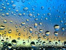Gotas tormentosos #1 Foto de Stock