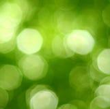 Gotas verdes do fundo Imagem de Stock Royalty Free
