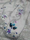 Gotas y cordón Fotografía de archivo libre de regalías