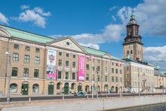 Goteborg museum Stock Photo
