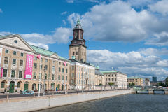 Goteborg museum Royalty Free Stock Photography
