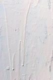Goteos de la pintura imagen de archivo libre de regalías