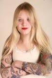 goth έφηβος στοκ φωτογραφία με δικαίωμα ελεύθερης χρήσης