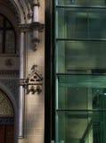 Goth gegen MOD Lizenzfreies Stockbild