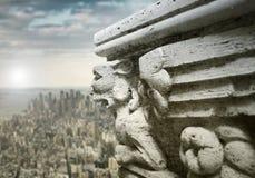 Goth ledge Stock Image