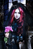 Goth Stock Image