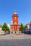 Gotha - central market Royalty Free Stock Photo