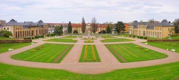 Gotha palace Stock Images
