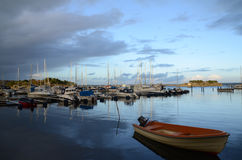 Gothenburg-Archipel Lizenzfreies Stockbild
