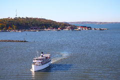 Gothenburg archipelag Zdjęcia Royalty Free