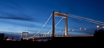 Gothenburg-Aufhebungbrücke lizenzfreies stockbild