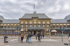 Gothenburg Central Station Stock Photo