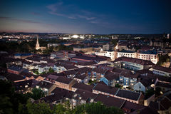 Gothenburg city. Scenic view of Gothenburg city, Sweden Stock Photo