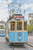 Gothenburg Liseberg Tram Royalty Free Stock Photo